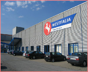 Фабрика Westfalia.